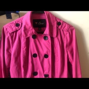 Trench coat from guess